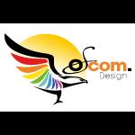 logo oscom design
